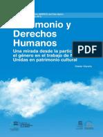 Patrimonio Derechos Humanos
