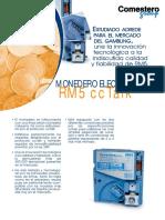 MONEDERO RM5 Cctalk