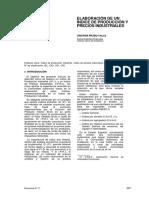 Elaboracion de un indice de Precios Industria-273386
