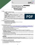 Agenda CalourAGENDA CALOUROo