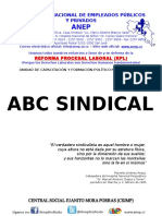 ABC Sindical 2015