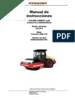 DYNAPAC Manual de Conduccion y Mantenimiento CA250.pdf