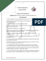 Unidad II y III Enlace Quimico, Sustancia Inorganica...