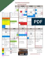 16 17 rsu14 school year calendar