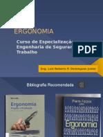 Ergonomia Geral