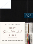 NKJV Journal the Word