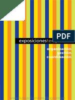 Exposiciones Temporales Organización Gestión Coordinación