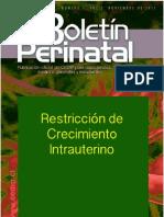 BP de RCIU - 2011