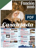 Funcion 2016 Actividades Lúdico-festivas