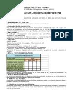 06 Fonseca Jakeline Presentación de Proyectos 03 08 2016
