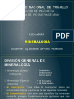 Mineralogia Primera Parte