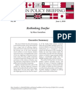 Rethinking Darfur, Cato Foreign Policy Briefing No. 89