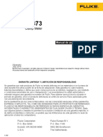Fluke 373 Manual