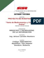 Plantilla Informe Proyecto SISE