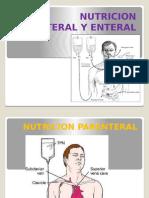 Nutrcion Enteral y Parenteral
