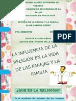 La Influencia de La Religión en La Vida