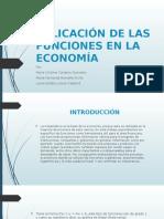 APLICACIÓN DE LAS FUNCIONES EN LA ECONOMÍA.pptx