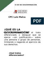 5. Lmh-principio de No Discriminacion