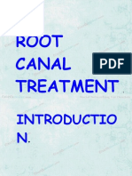 Root Canal Treatment Cons. 2