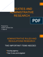 TREATIES AND ADMINISTRATIVE RESEARCH REPORT- Gois.pptx