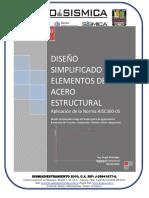 Diseño Simplificado Elementos Acero Estructural
