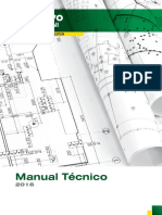 Manual Tecnico Trevo Drywall 2016
