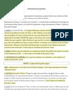 Presentacion de La Primaria - Barrio Roca