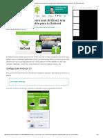 Tutorial Paso a Paso Para Usar AirDroid, Una Aplicación Indispensable Para Tu Android - El Androide Libre