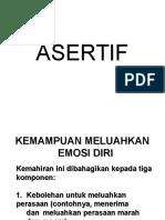 5. Asertif - edaran