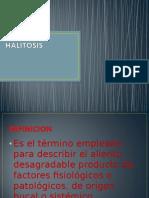 halitosis y periodontitis juvenil.ppt