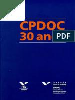 30 Anos de CPDOC