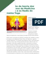 correlação da teoria dos meridianos da Medicina Chinesa  e os Nadis do Hatha Yoga.docx