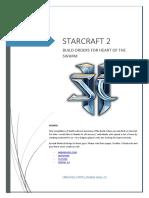 Starcraft 2 Build Orders (HOTS)
