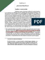 Valles, Josep. Ciencia Política. Una introducción.