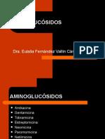 AMINOGLUCIDOS EN EL CAMPO DE ESTUDIO DE LA ODONTOLOGIA