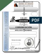 Comunicación II Bim