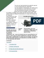 Prensa de Banco