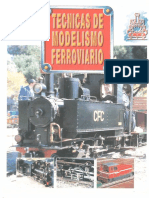Ferrocarriles de Vapor Vivo t1tecnicas Modelismo Ferroviario 10 de 60