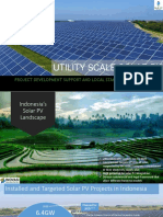 Solar PV Project Development Support