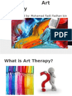 Art Therapy Miss Tan