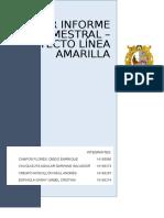 Analisis Del Primer Informe Trimestral ECO A