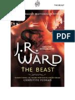 J. R. Ward - La Hermandad de La Daga Negra 14 the Beast