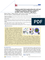 Coassembly of Poly(ethylene oxide)-block-poly(methacrylic acid) and N‑Dodecylpyridinium Chloride in Aqueous Solutions Leading to Ordered Micellar Assemblies within Copolymer Aggregates