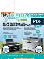 ECP Inc. Print Solutions for June 2010