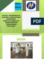 Modul Imam Remaja