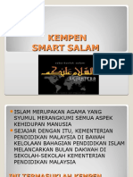 Kempen Smart Salam (Senyum Salam Sapa)