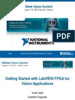LV FPGA for Vision Applications