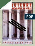 El Quiebre de La Democracia en Chile - Valenzuela