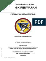 Perangkat broadcasting