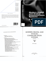 Modern Digital and Analog Communications Systems - Third Edition - B P Lathi
